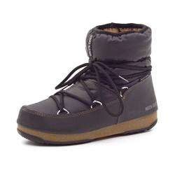 Moon Boot WE Low Nylon sort bronze