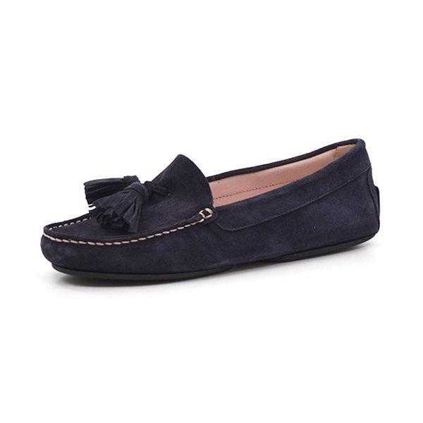 Pretty Ballerinas loafer moccasin navy