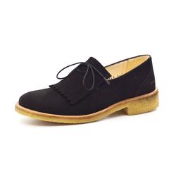 Angulus Loafer sort