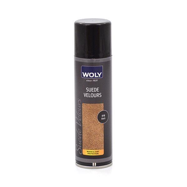 Woly ruskinds spray sort