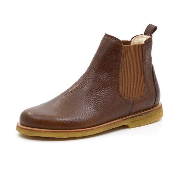 982555bacce14f Angulus Chelsea boot m. foer cognac