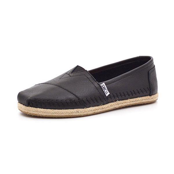 Toms Classics leather sort